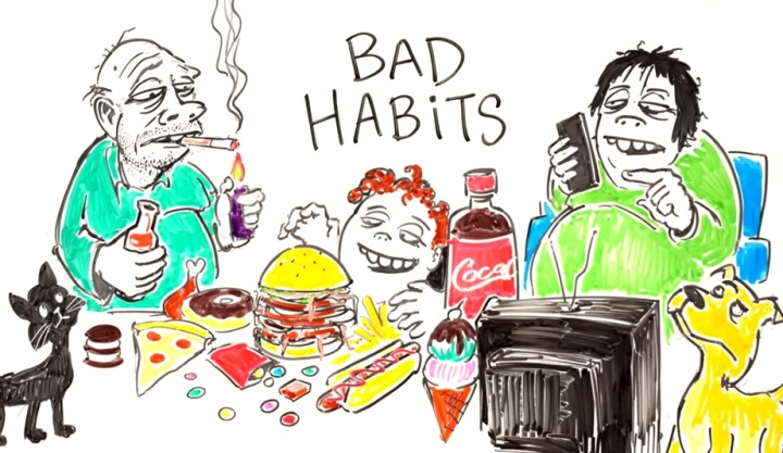 Why do we like things that are bad forus?